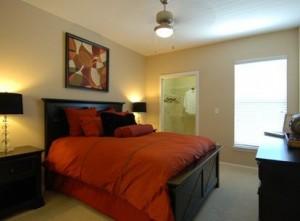 Amli Galatyn Station Apartment Bedroom..