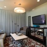 Amli Galatyn Station Apartment Living Area...