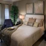 Post Eastside Apartment Bedroom..