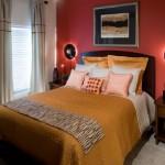 Post Eastside Apartment Bedroom