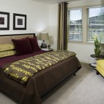 The Pradera Apartment Bedroom
