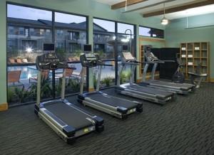 The Pradera Apartment Fitness Center