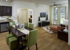 The Pradera Apartment Model