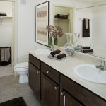 The Pradera Apartment Washroom