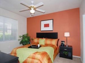 AMLI at Breckinridge Point Apartment Bedroom