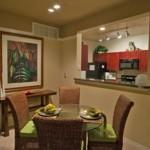 Block 24 Apartment Dining Area