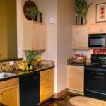 Block 24 Apartment Kitchen