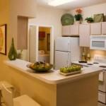 Camden Buckingham Apartment Kitchen