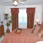 Clearwater Creek Apartment Bedroom