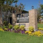 Huntington Townhomes Apartments Main View