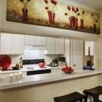 Mission Preston Wood Apartments Kitchen