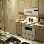 Sonterra at Buckingham Apartments Kitchen