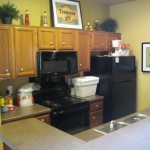 Spring Pointe Apartments Kitchen
