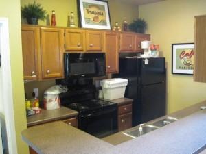 Spring Pointe Apartments Kitchen