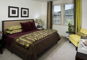 The Pradera Apartment Bedroom
