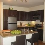 The Pradera Apartment Kitchen